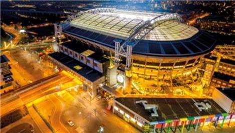 Amsterdam Arena'ya Rönesans imzası!