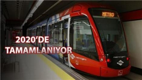 S.Gökçen-Kurtköy metrosu 3 duraktan oluşacak