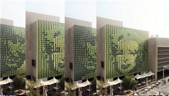 Kinetic Green Canvas binalara hareketlilik katıyor