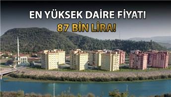 TOKİ'den 297 lira taksitle 2+1 daire fırsatı!