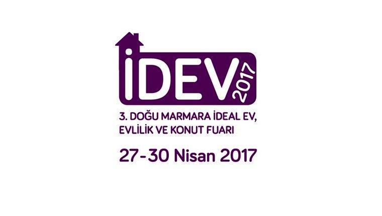 3. İDEV Gayrimenkul Fuarı 27 Nisan'da başlıyor
