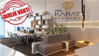 Ofis Karat Bakırköy, haftaya satışa çıkacak!