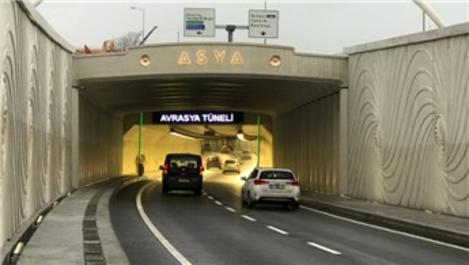 Avrasya Tüneli geçiş ücreti online ödenebilecek