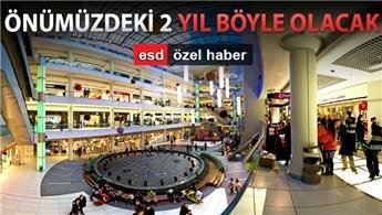 İstanbul'da her 22 günde yeni bir AVM açılacak!