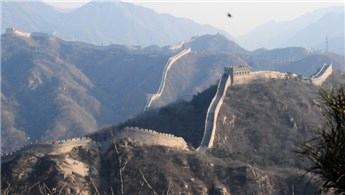 Çin Seddi, 2 bin yıldır ayakta!
