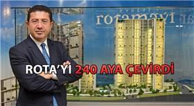 Rotamavi'de yüzde 5 peşinat ve 240 ay vade fırsatı!