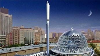 İşte Taksim'e yapılacak cami planına verilen onay belgesi