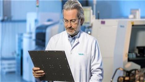 Avrupa'nın yeni LED ekranı Taglig'in yerli ürünleri olacak!