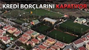Galatasaray, Riva ve Florya'dan 342 milyon lira kazandı!