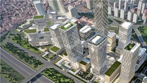 Merkez Bankası'nın İFM binasının inşası ihaleye çıktı!