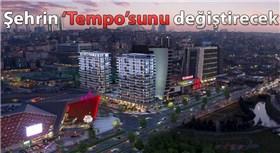Tempo City Kağıthane, 200 milyon yatırımla yükseliyor