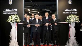 Beşiktaş Müzesi açıldı!