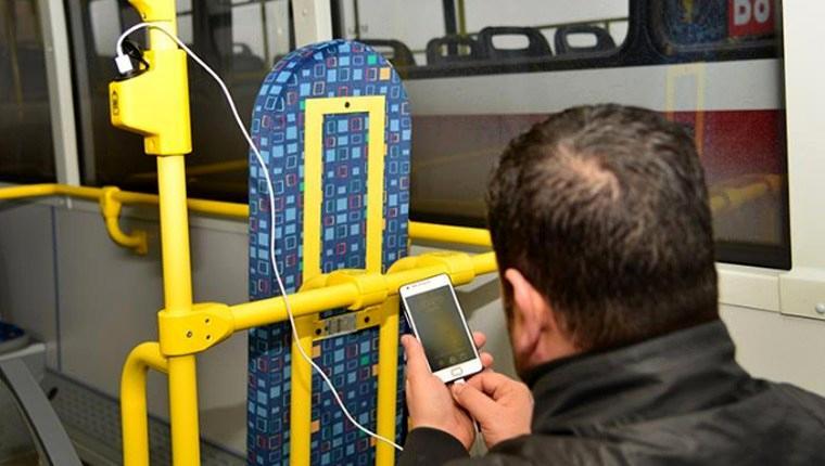 Diyarbakır'da toplu taşıma araçlarında ücretsiz internet