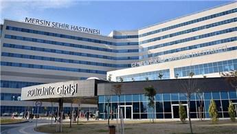 Mersin Şehir Hastanesi günde 4 bin kişiye hizmet veriyor