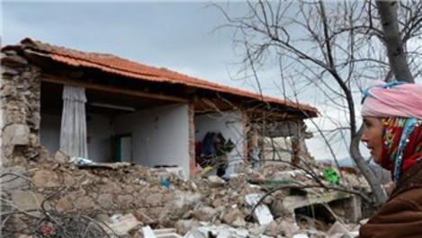 Çanakkale Ayvacık'ta deprem konutları inşa edilecek!