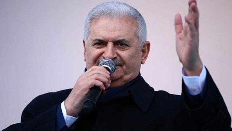 Başbakan Binali Yıldırım'dan havaalanı müjdesi
