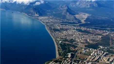 Antalya Konyaaltı'da satılık 5.8 milyon liraya arsa!