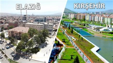 Konut fiyatları Elazığ'da, kiraları ise Kırşehir'de arttı