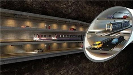 3 Katlı Büyük İstanbul Tüneli'ne 4 firma talip!
