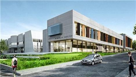 Uludağ Üniversitesi'nin Mimarlık Fakültesi için hayırsever imza!
