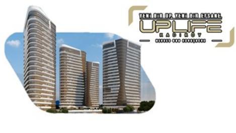 Uplife Kadıköy Fikirtepe'de ev sahibi yapacak ödeme planı!