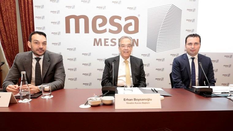 Mesa, yurtiçi ve yurtdışında yeni projelere başlayacak!