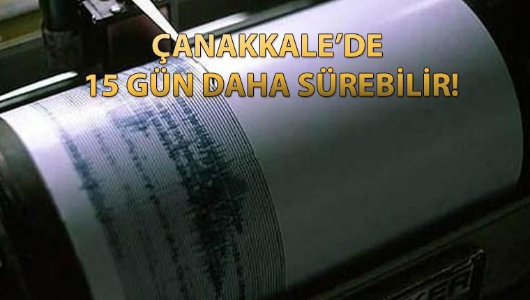 'Deprem beklentisi şüphe götürmez bir gerçek'