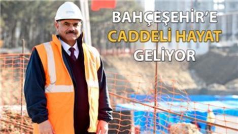 Akzirve, Bahçeşehir Strada projesinin temelini attı