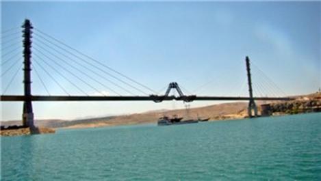 Ağın Köprüsü ile Elazığ-Ağın arası 44 kilometre kısaldı