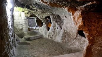 Kapadokya'nın yer altı şehirlerinde gizemli yolculuk