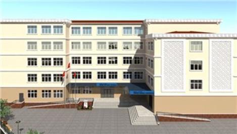 Bursa'da Mehmet Akif Ersoy Okulu yenileniyor