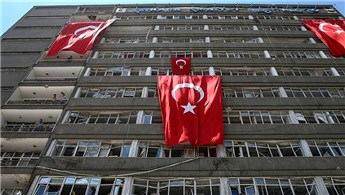 Ankara Emniyet Müdürlüğü'ndeki iki bina yıkılacak
