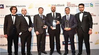 YDA Group, finans oscarından 3 ödülle döndü!