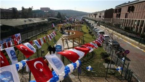 Göktürk Şehit Polis Fethi Sekin Parkı açıldı!