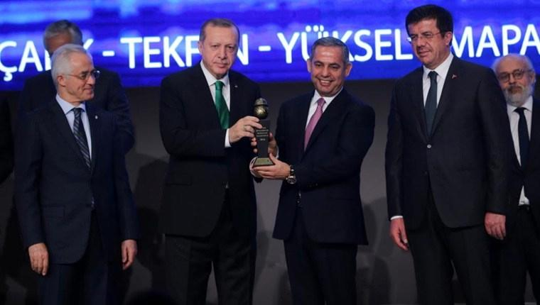 Nata Holding, dünya müteahhitlik listesinde 98. sırada