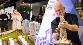 Park Mozaik'te yaşam mozaiği performansı!