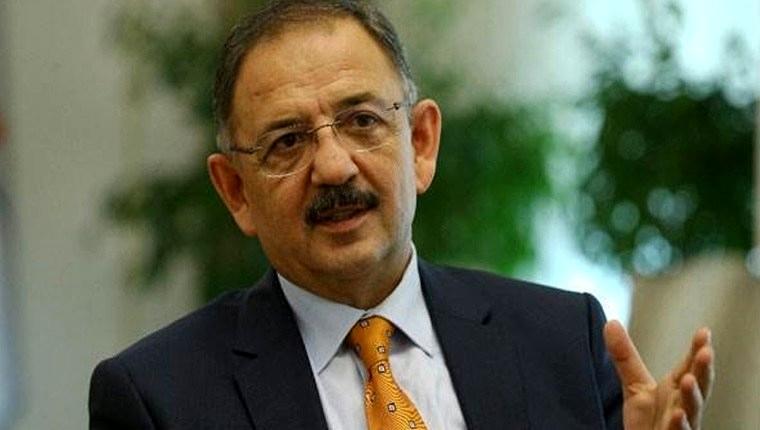 Mehmet Özhaseki MIPIM'de İstanbul Çadırı'nı ziyaret edecek