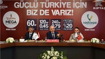 KİPTAŞ'ın 'Güçlü Türkiye' kampanyasında dev fırsatlar!