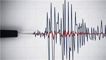 Çanakkale Ayvacık'ta 3,5 büyüklüğünde deprem meydana geldi