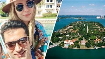 Sinem Kobal ile Kenan İmirzalıoğlu Miami'de ev baktı