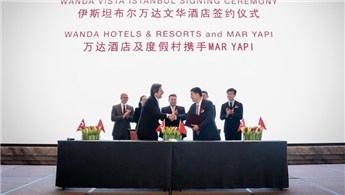 Wanda Vista İstanbul için imzalar atıldı