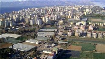 Türk Kızılayı Antalya'da konut inşaatı yaptıracak