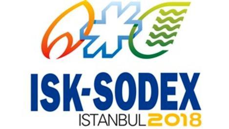 ISK-SODEX 2018, TÜYAP'ta gerçekleşecek