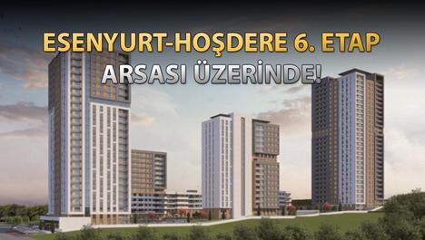 Sur Yapı Bahçekent 2, Esenyurt'un yeni yıldızı olacak