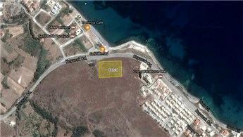 İzmir'de 3 milyon 130 bin TL'ye satılık turizm tesisi alanı!