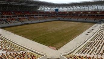 Malatya Stadı'nda sona yaklaşıldı