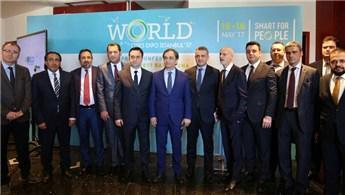Geleceğin akıllı şehirleri İstanbul'da buluşacak!