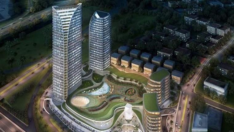 Central Balat, Bursa'nın en yüksek binası olacak