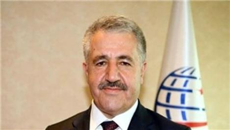 Bakan Ahmet Arslan Ilgar Tüneli'nin temelini atıyor