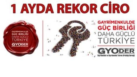 GYODER'in 20 yıl vade kampanyasından 2,1 milyar ciro!